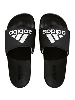 ea103d9134520  Want black SECOND if not maroon sandals adidas - Women s Adilette Cloudfoam  Plus Logo Slides