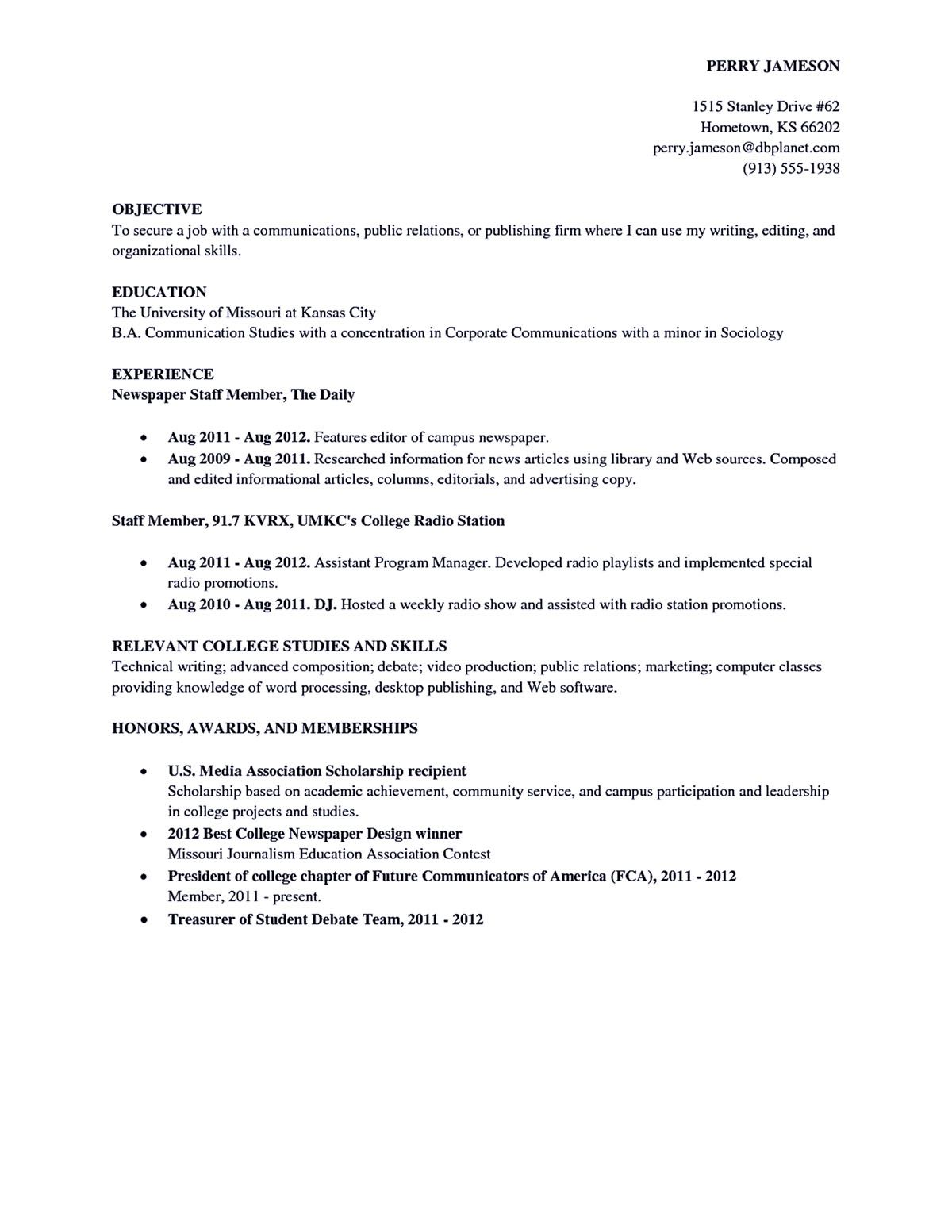 academic cv template doc Academic resume sample shows you