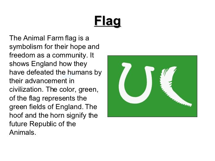 Make a flag to represent the animal farm and explain everything on - fresh periodic table atomic mass in parentheses