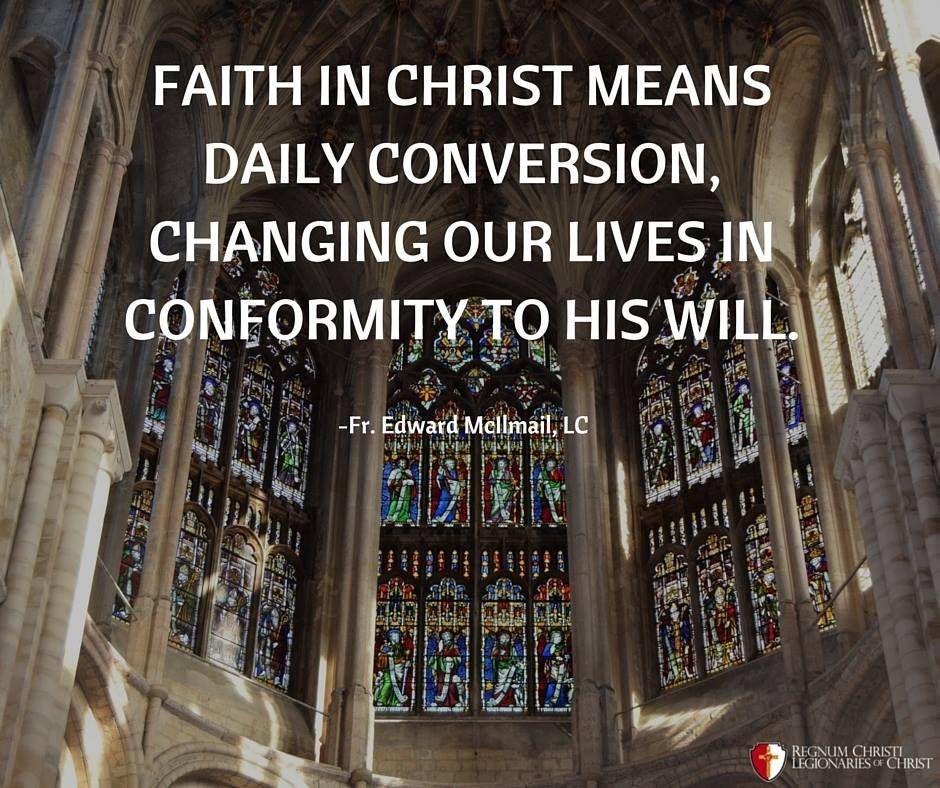 Regnum Christi Daily Meditaiton