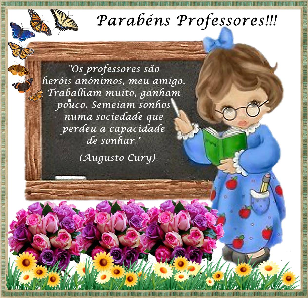 Favoritos Feliz Dia do Professor! 15 de Outubro Dia dos Professores  MN86