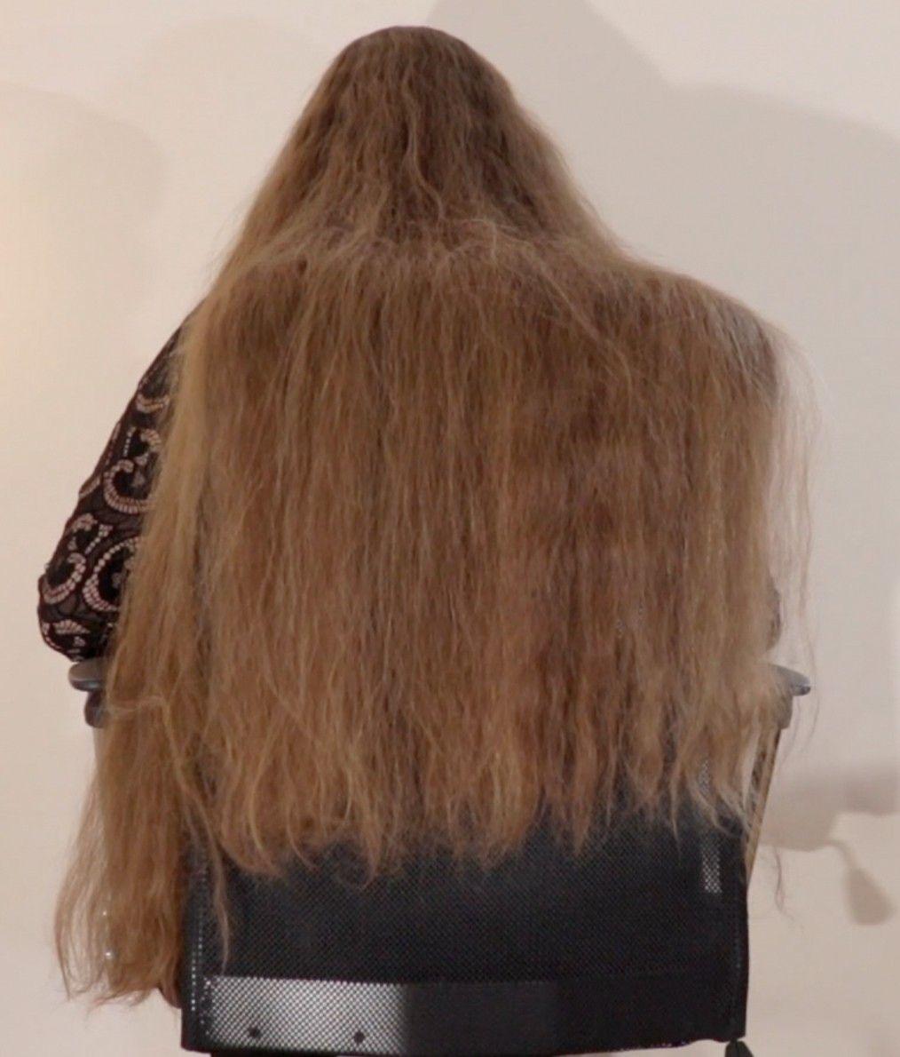 Video Office Rapunzel 3 Realrapunzels In 2021 Long Hair Styles Long Hair Play Beautiful Long Hair