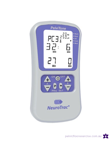 Neurotrac 174 Pelvitone Electrical Stimulation Device For