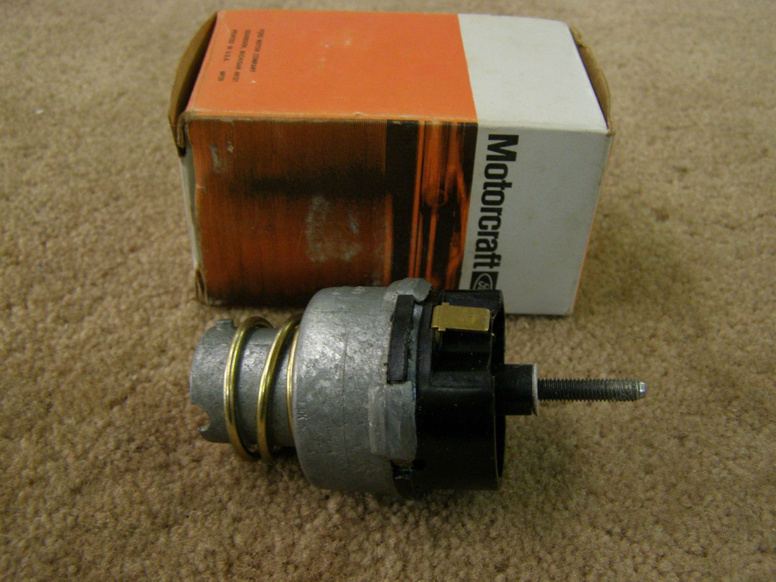 Ford 1964 1966 Mustang Ignition Switch 1965 1972 Econoline ...