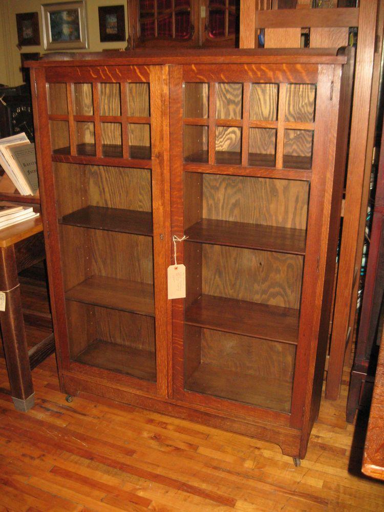 US $2,395.00 in Antiques, Furniture, Bookcases   Antique ...