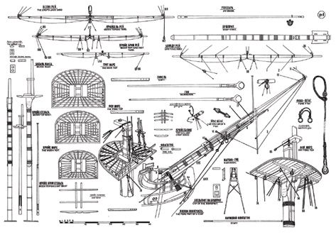 Hms Victory Model Drawings Pirate And Period Nautical Pinterest
