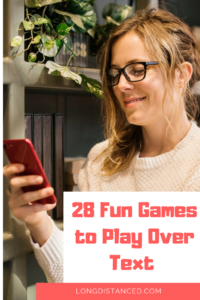 28 Fun Texting Games That Are Totally Worth It! Texting