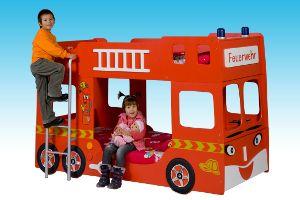 Etagenbett Feuerwehr : Kinderbett jungs feuerwehr demeyere feuerwehrbett sos ab u ac