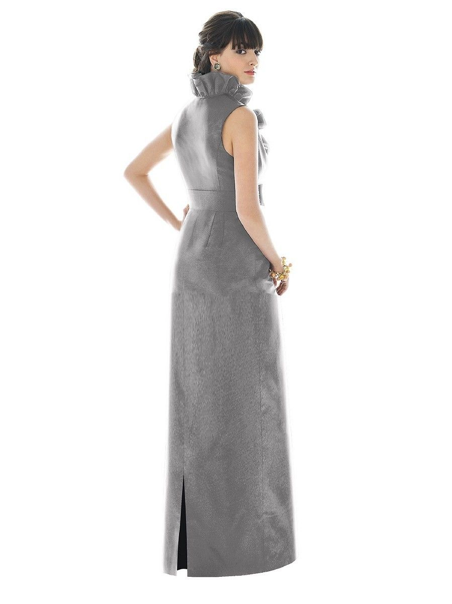 Enwrapped in textured dupioni the dessy alfred sung d466 enwrapped in textured dupioni the dessy alfred sung d466 bridesmaid dress emphasizes the feminine curves ombrellifo Choice Image
