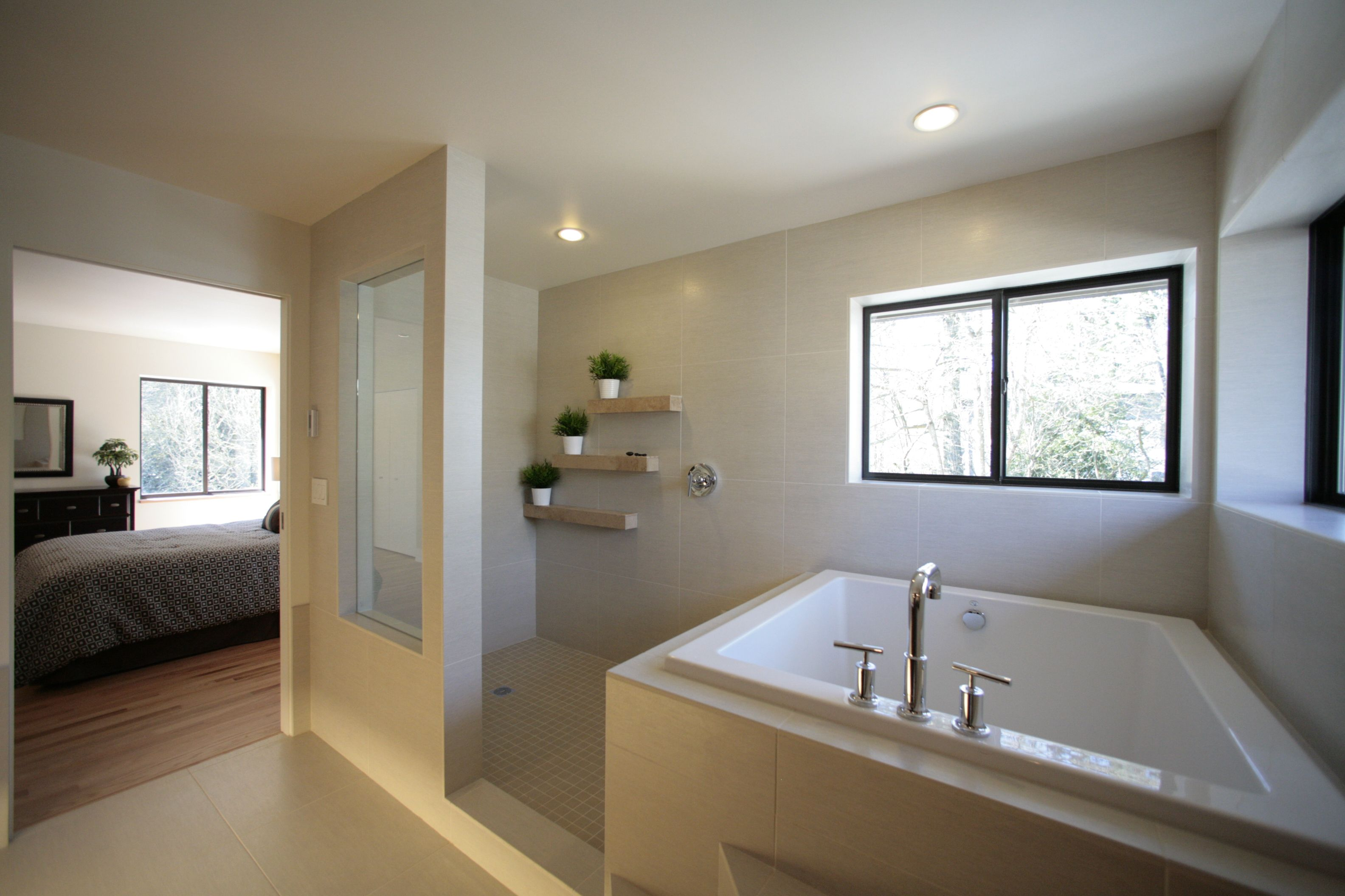 Image Result For 10x12 Master Bath Closet No Tub With Images