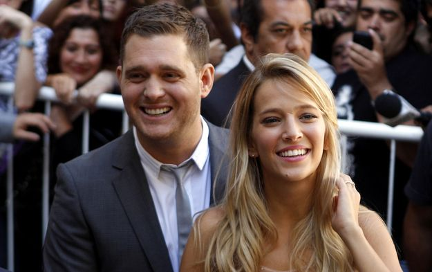 Meet michael bubles beautiful argentine wife michael buble they are 12 years apart but who cares just look at those smiles meet michael bubles beautiful argentine wife m4hsunfo
