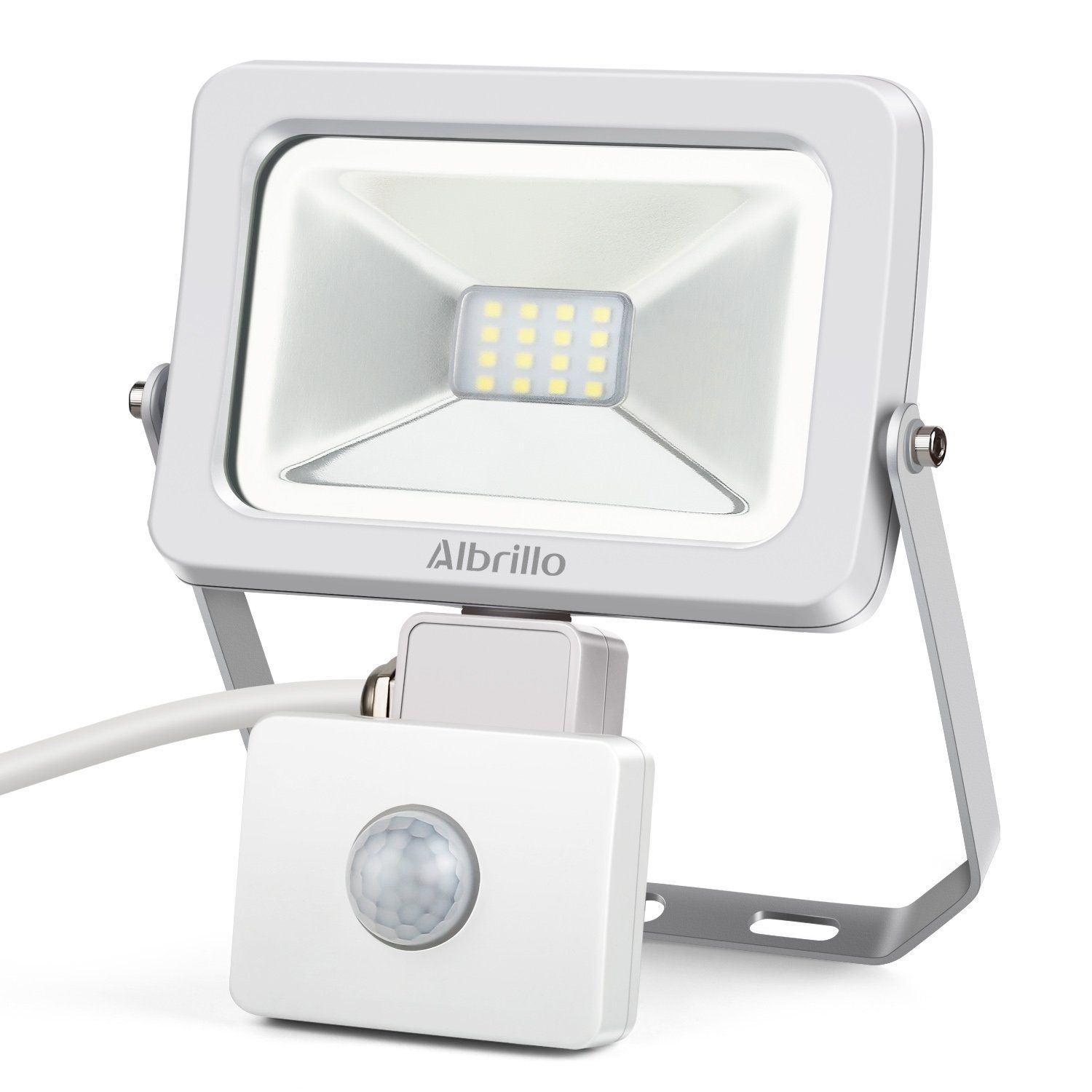 Albrillo led flood lights outdoor motion sensor light 10w 100 watt albrillo led flood lights outdoor motion sensor light 10w 100 watt equivalent outside security aloadofball Image collections
