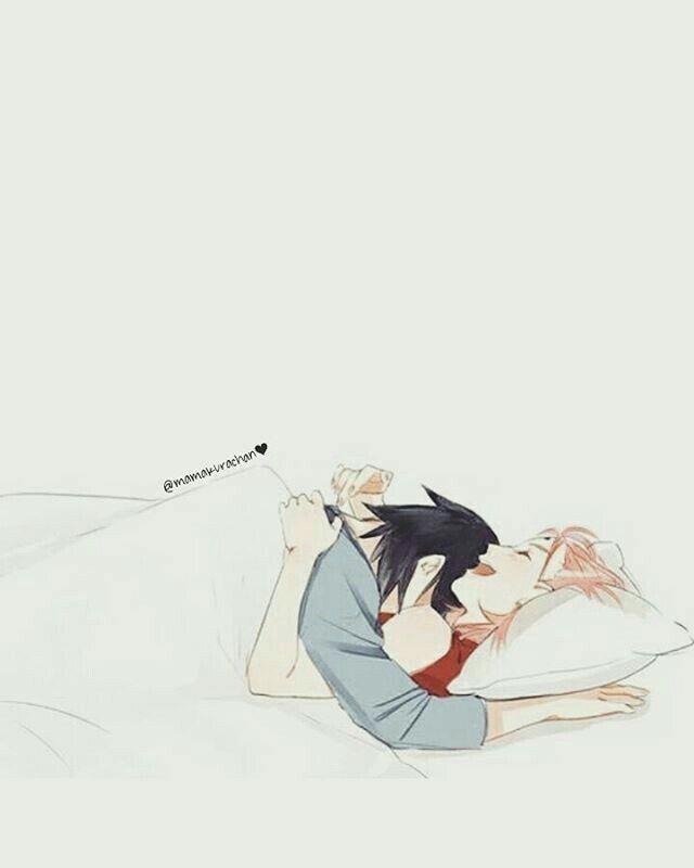 Photo of ? Em sua pele ?  / Sasusaku