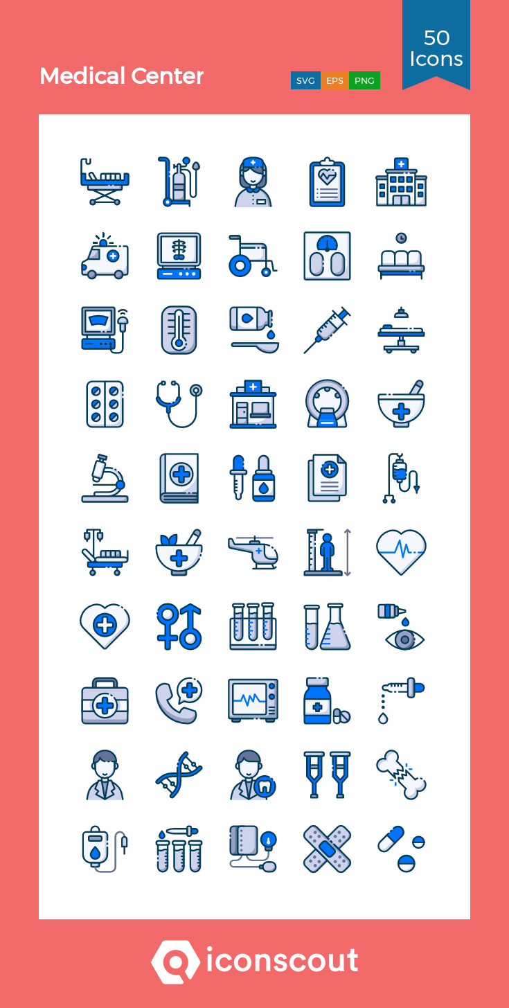 Download Medical Center Icon Pack Available In Svg Png Eps Ai Icon Fonts Custom Icons Icon Pack Medical