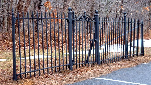 Ornamental And Wrought Iron Fence Panels Dallas Tx Iron Fence