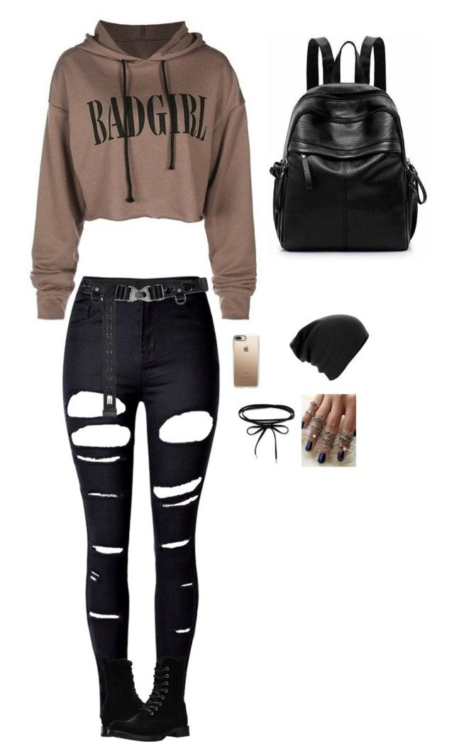 untitled 180 my polyvore finds clothes timbs outfits. Black Bedroom Furniture Sets. Home Design Ideas