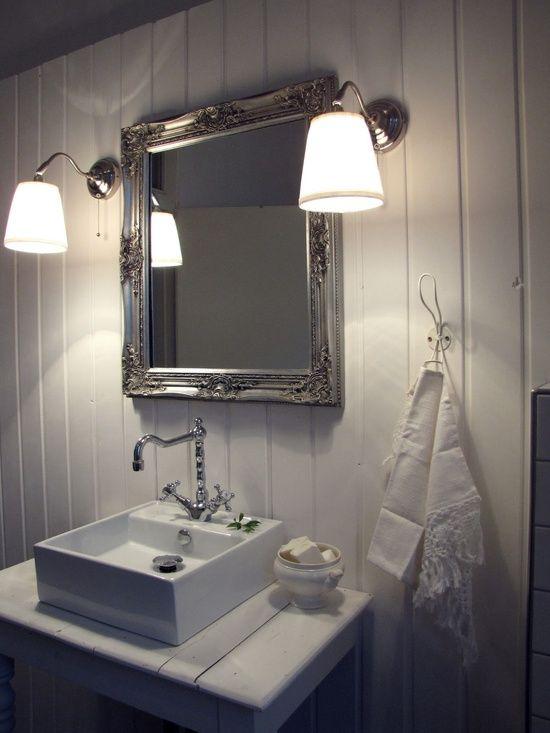 More Light Fixtures Bathroom inspiration, Dream