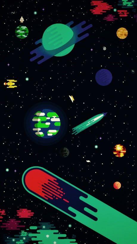 Cosmic Wap