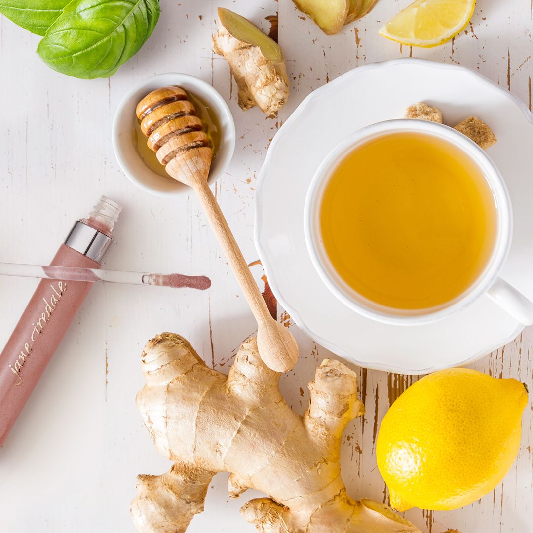 Diy detox tea for healthy skin body homemade detox