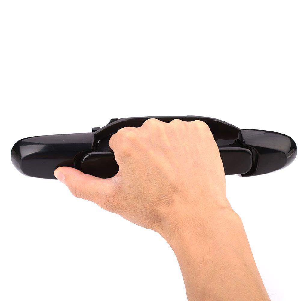 Rear Left Outside Exterior Sliding Door Handle For 98 03 Toyota Sienna Black Exterior Door Handles Sliding Door Handles Sliding Doors Exterior