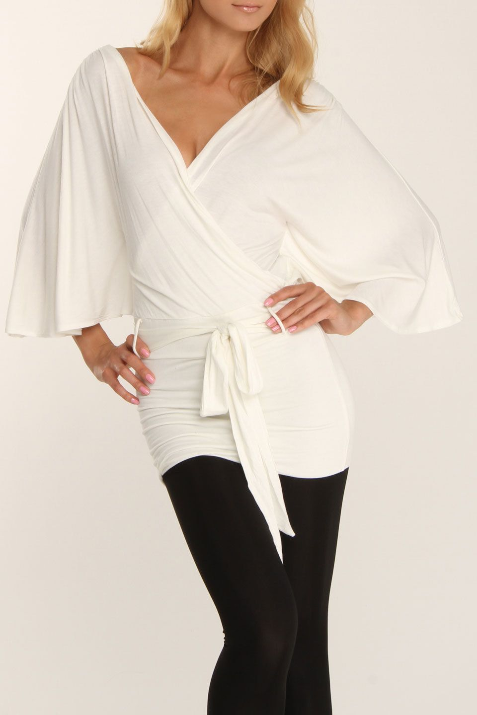 Night to Class out: tunic top