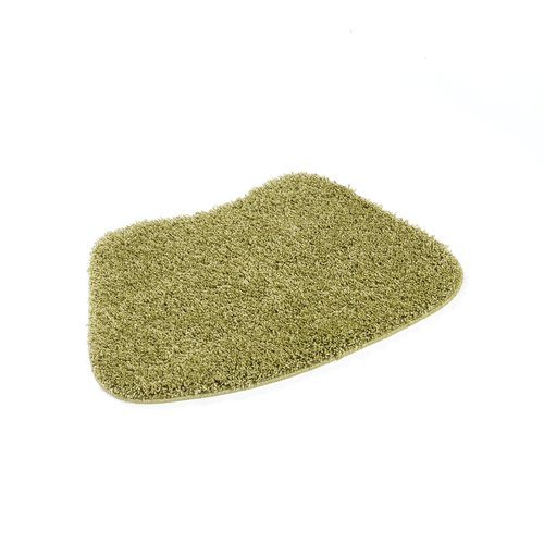 Jewell Curved Mat Zipcode Design Colour Olive In 2020 L Shaped
