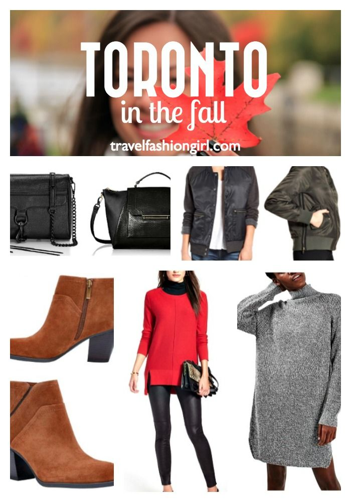 Wondering what to pack for Toronto in the Fall? Find out what to bring plus five essentials not to leave behind. | travelfashiongirl.com