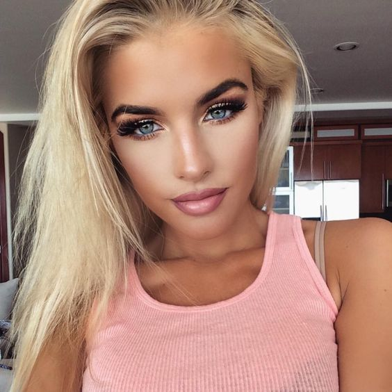 Top 10 Drop-dead Gorgeous Makeup Looks By Jean Watts You