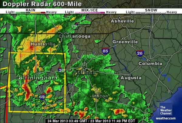 Milton, GA Weather and Radar Map | The weather channel, Map ...