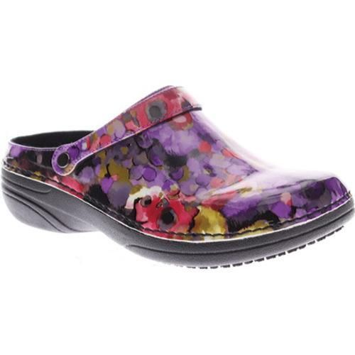 Women's Spring Step Kilkenny Purple Flower Print | Products | Pinterest | Spring  step, Flower prints and Shoes outlet