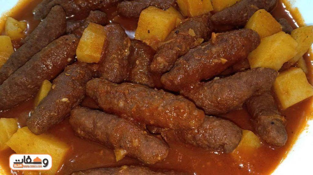 طريقة عمل كفتة الارز بـ 5 طرق جديدة Food Meat Sausage