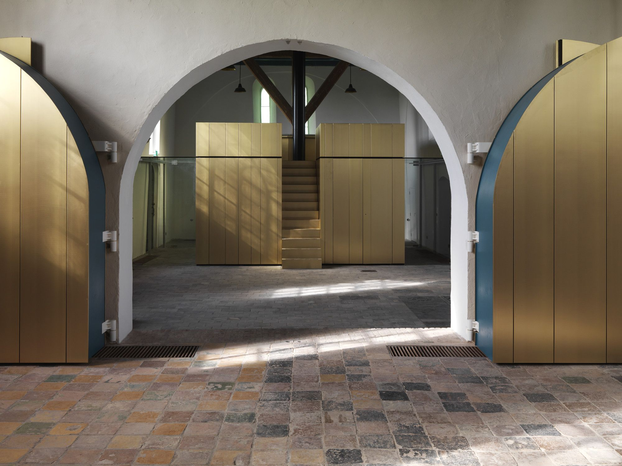 Gallery of Leegkerk Church Interior Renovation / awg architects - 1