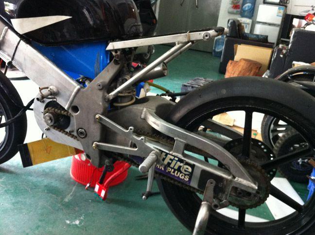 Electric Motorcycle Conversion Kit Dengan Gambar