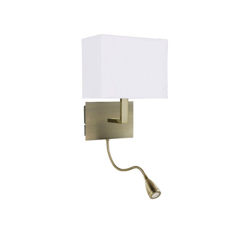 bedside-wall-lights-photo-15 | Lampade | Pinterest | Bedrooms, Walls ...