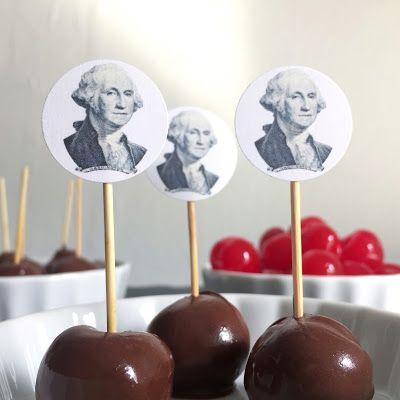 #Presidentsday #Whiskey #Chocolate #Cherries