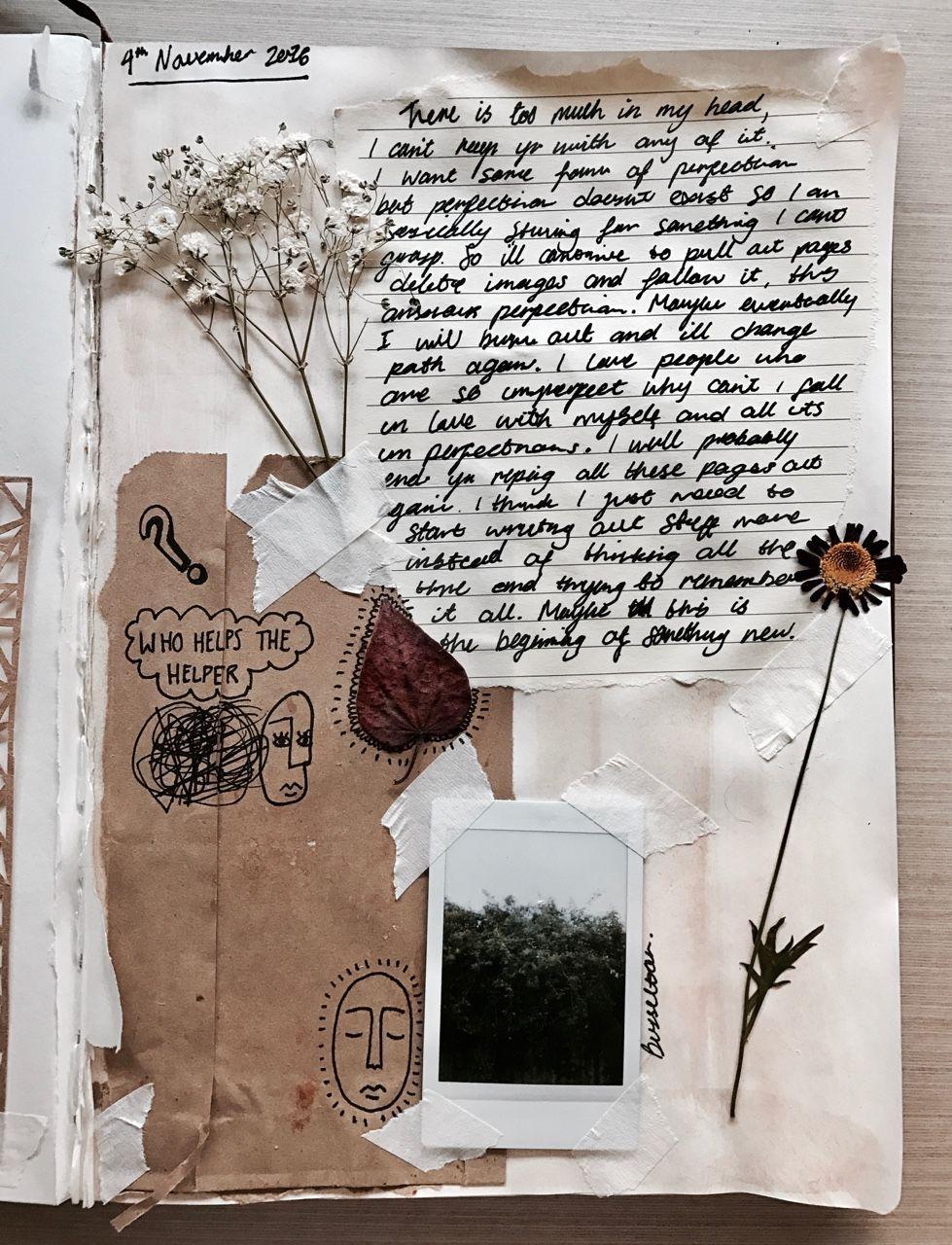 Como fazer um Junk Journal (Dica para presentear) - Com Amor papel