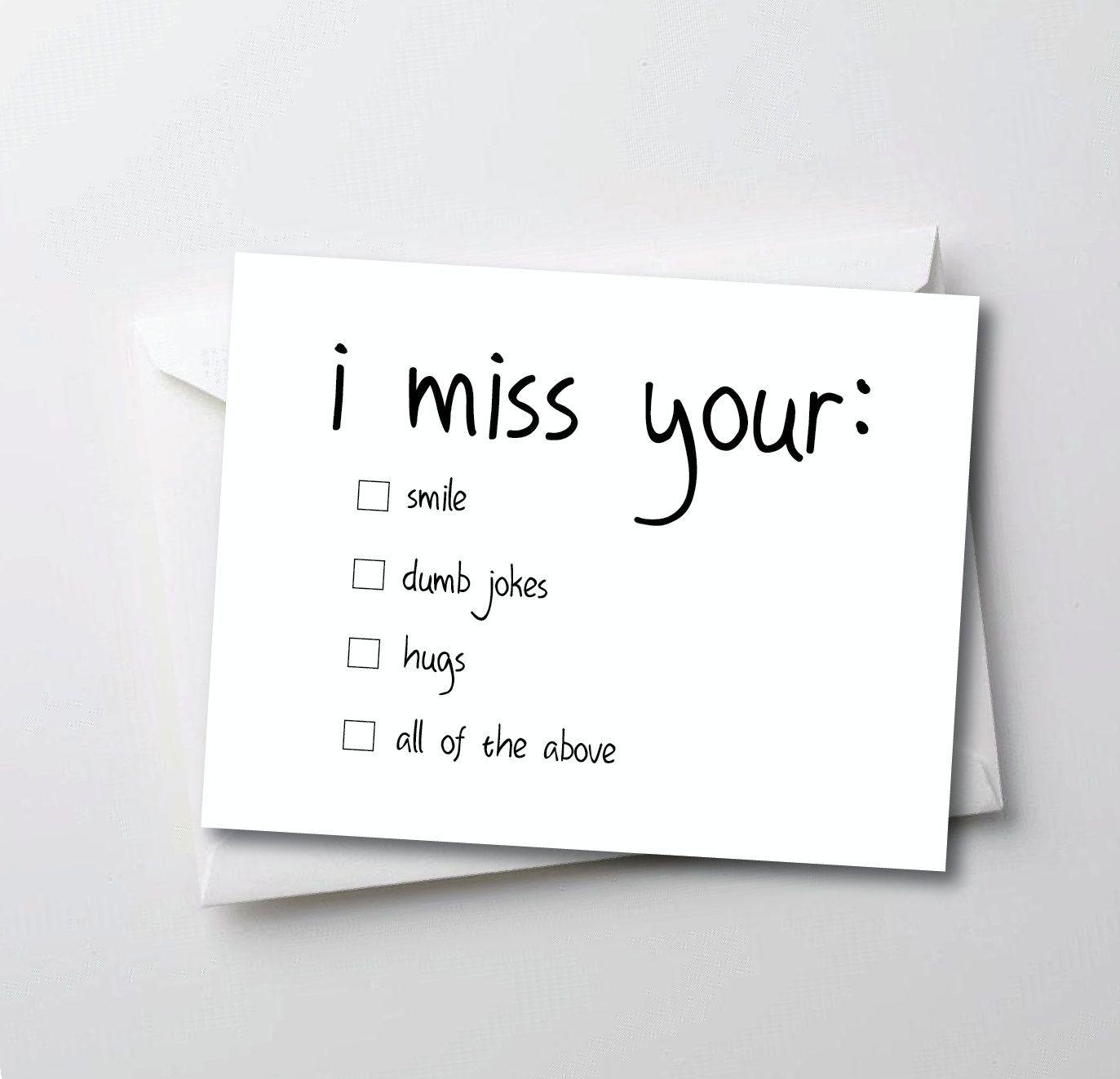 Fullsize Of Miss You Funny