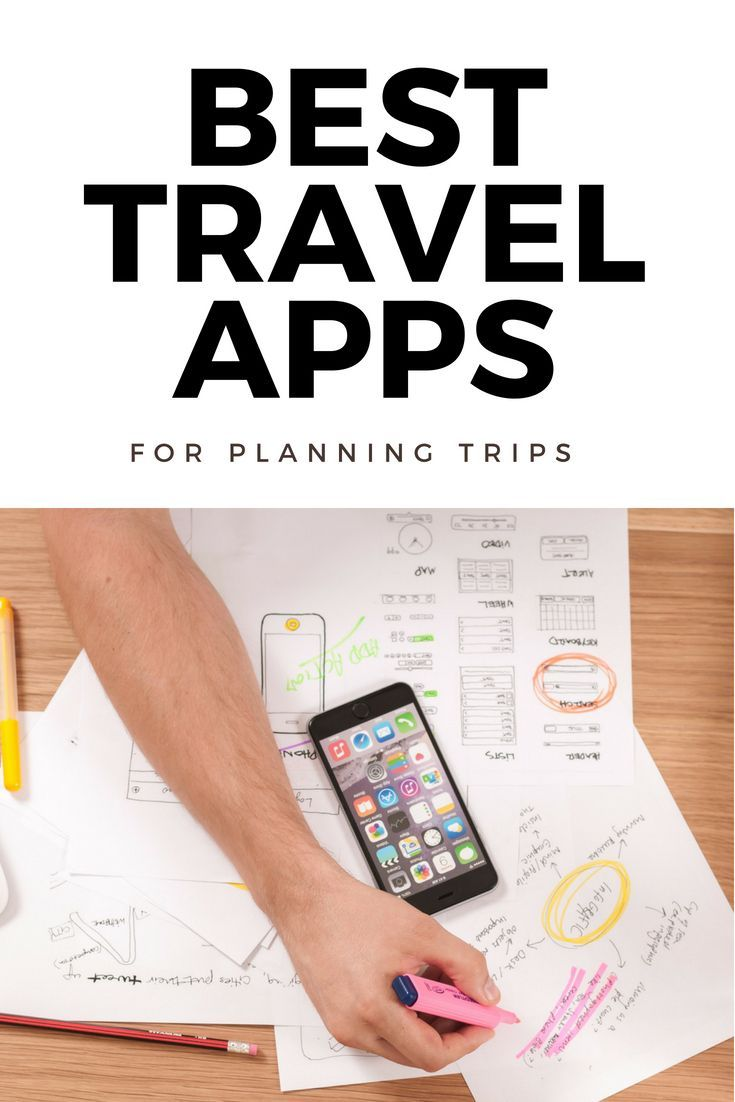 the best travel itinerary planners and trip planning apps travel