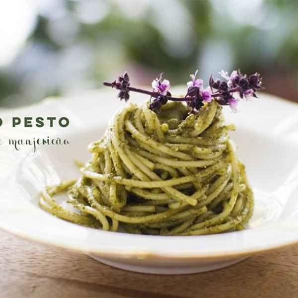 Receita de Pasta Ao Pesto. Ingredientes, modo de preparo e dicas para uma receita mais gostosa.