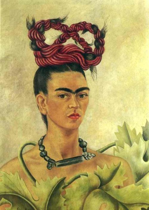 I honestly love Frida Kahlo. The way she portrays her deepest struggles and emotions is quite incredible.