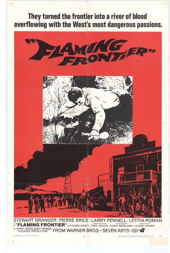 Watch The Flaming Frontier Full-Movie Streaming