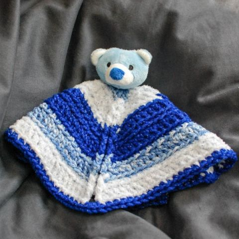 Top This Bear Free Crochet Lovey Pattern Crochet Baby Bears And