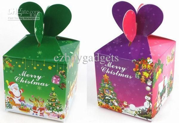 Wholesale Ff8080813b981846013b9828c27a0b1d - Buy Xmas Christmas Gift Boxes  Birthday Party Gifts Holder DIY Paper Boxes 100pcs