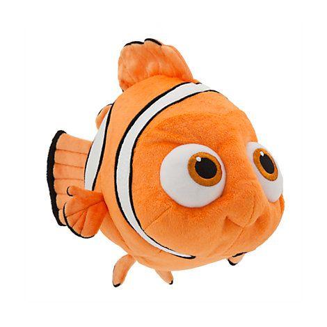 DISNEY FINDING NEMO Finding Dory Fisch Figur Doll Stofftier Plüsch Plush  Neu