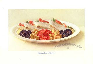 Коллекция картинок: Vintage gourmet food