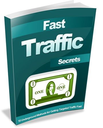 Download of the Day: ebook Fast Traffic Secrets 2017 edition (PDF how 20 minutes of work generate 1000 clicks in 24 hours)