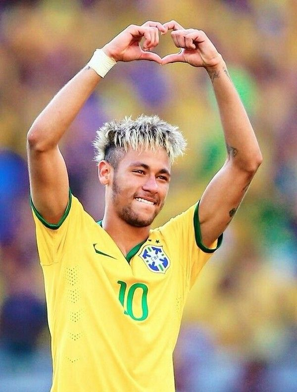 Neymar New Hairstyle Neymar Neymar Jr Gym Men Motivation