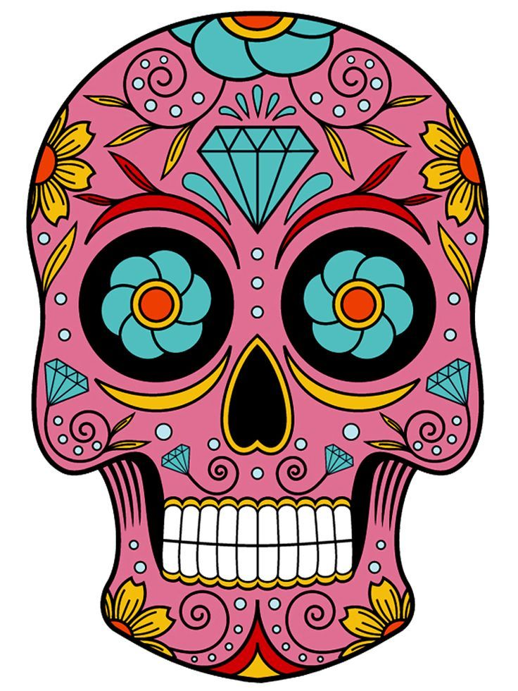 Pin By Shivani Bagri On Designs Sugar Skull Girl Candy