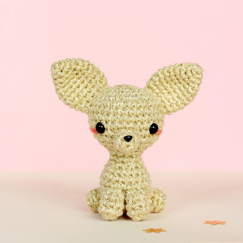 Amigurumi dog keychain/bag charm: pattern | Amiguroom Toys | 1500x1500