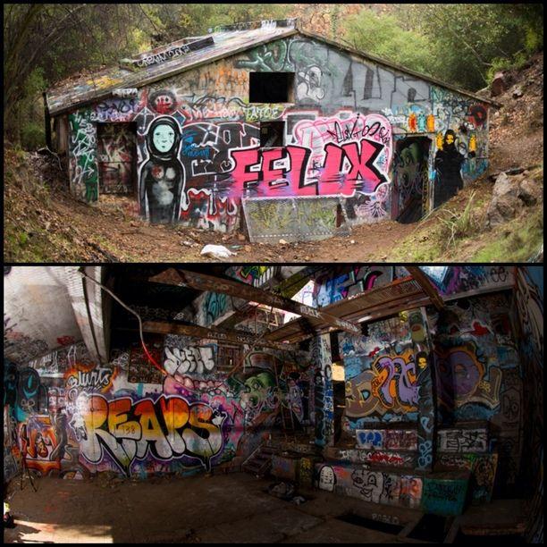 Rustic Canyon Park, Los Angeles, California